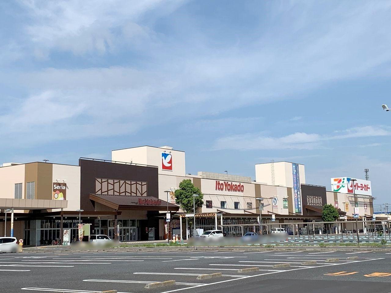 ショッピングモール「ピアラシティみさと」