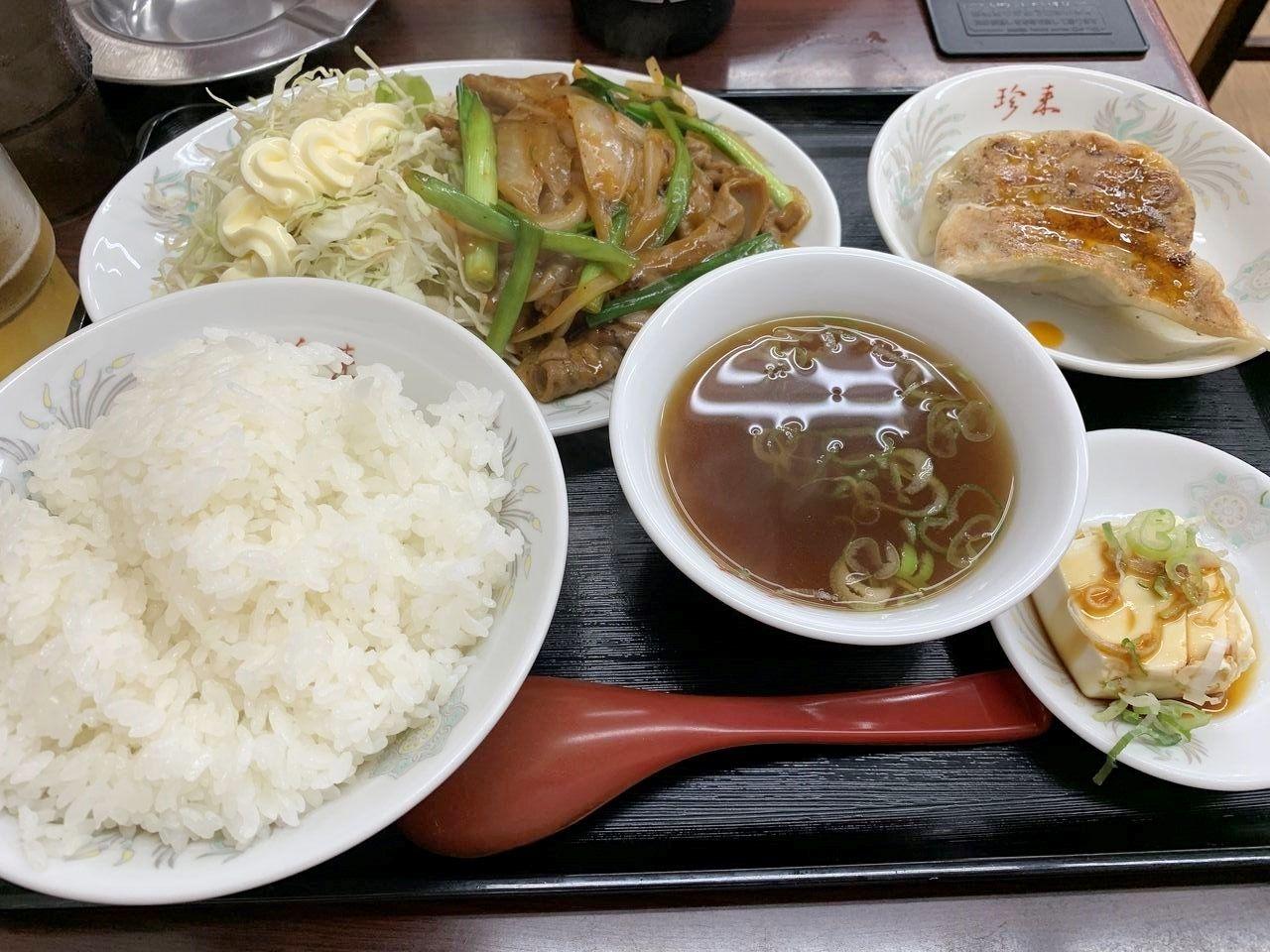 【三郷市食べ歩きブログ】「珍来三郷駅前店」へ