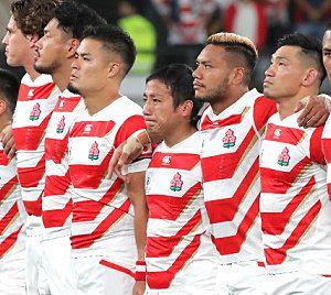 ラグビーW杯!日本代表感動をありがとう!