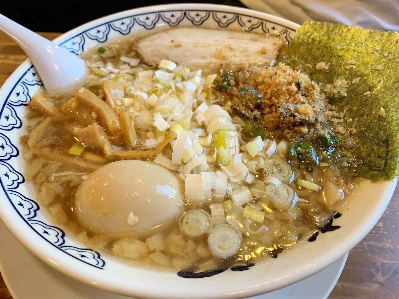 【流山市食べ歩きブログ】流山市野々下にある「東京豚骨拉麺ばんから 柏豊四季店」へ