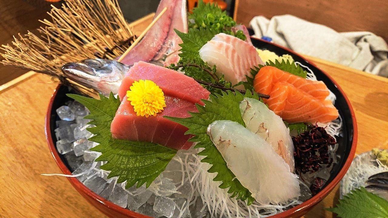 【三郷市食べ歩きブログ】三郷駅から徒歩4分「魚菊」さんへ