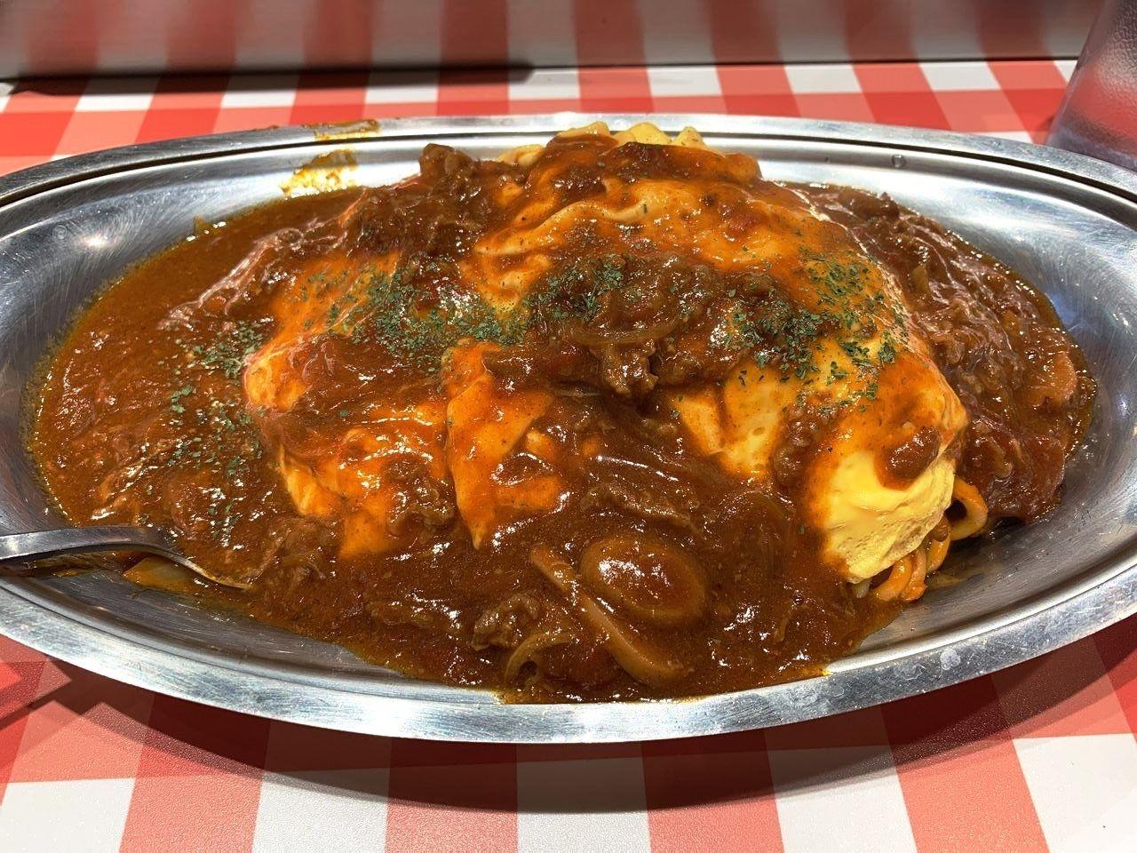 【柏市食べ歩きブログ】スパゲッティーのパンチョ 柏店へ