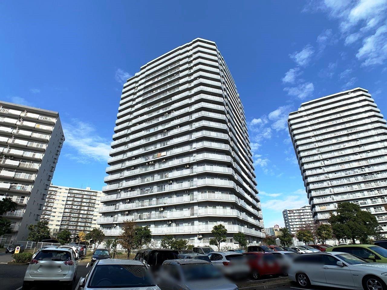 パークフィールドみさとテラ・ウエスト4街区2号館タワーズⅡのご売却はみさと不動産プラスへ