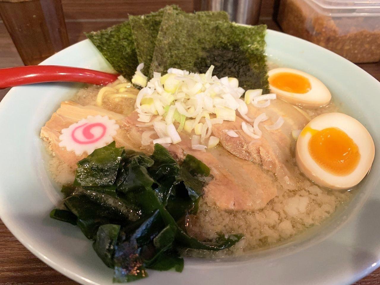 【松戸市食べ歩きブログ】デカ盛りで有名な「山勝角ふじ新松戸本店」へ行ってきた!