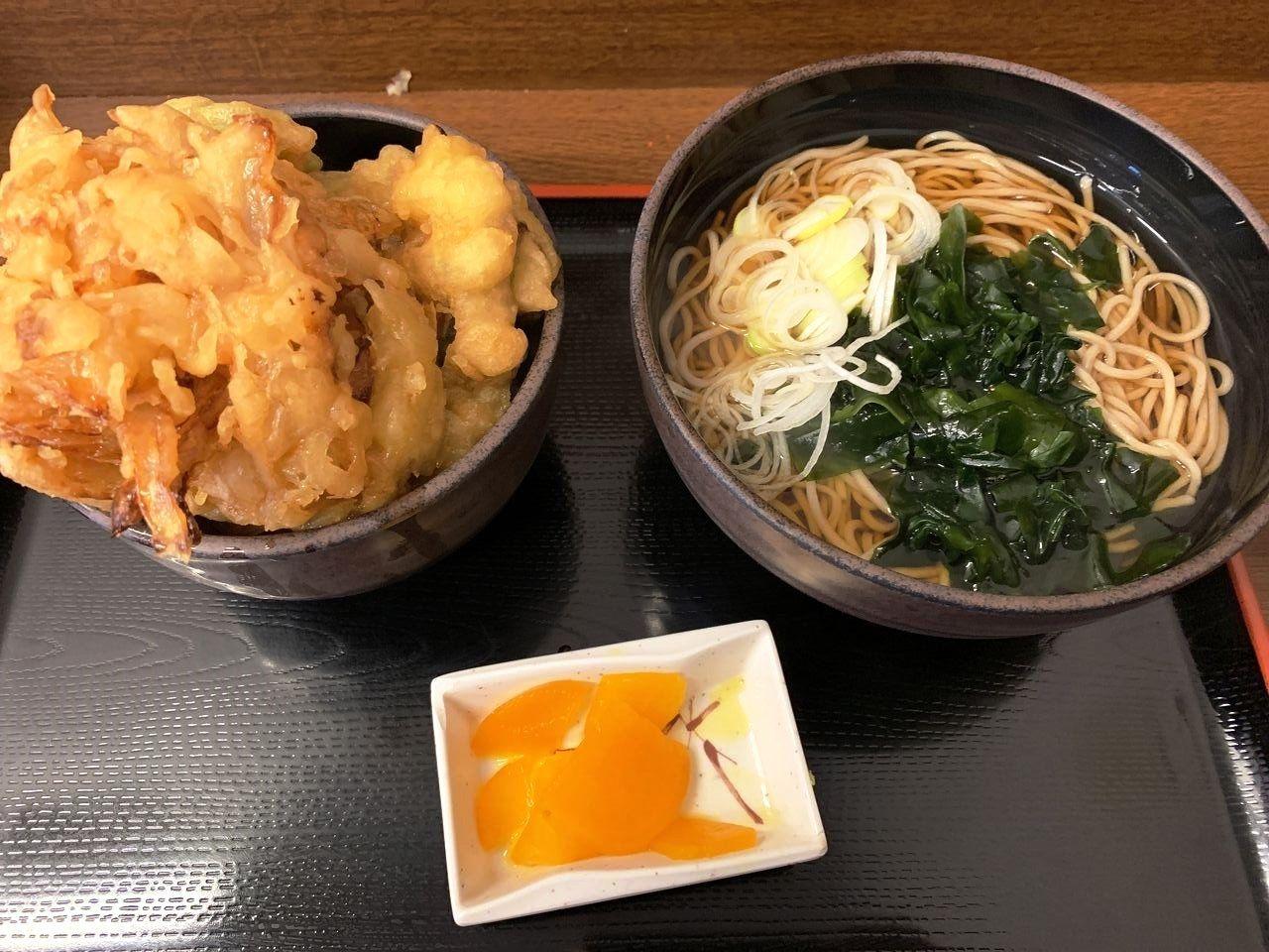 【流山市食べ歩きブログ】南流山駅前の立ち食いそば屋「味の里(みのり)」で驚愕!