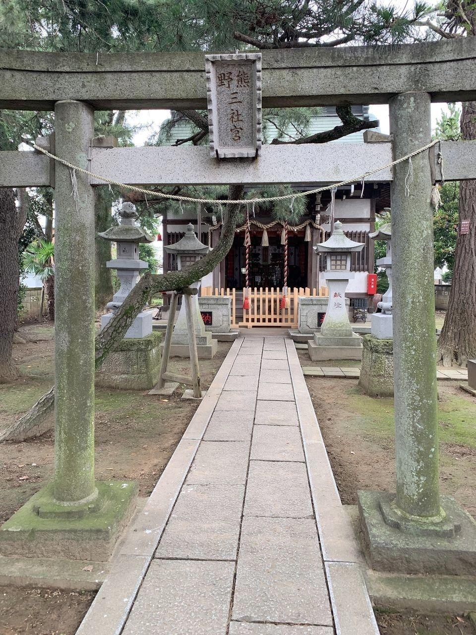 三郷市茂田井熊野神社の初午祭(はつうまさい)のご紹介