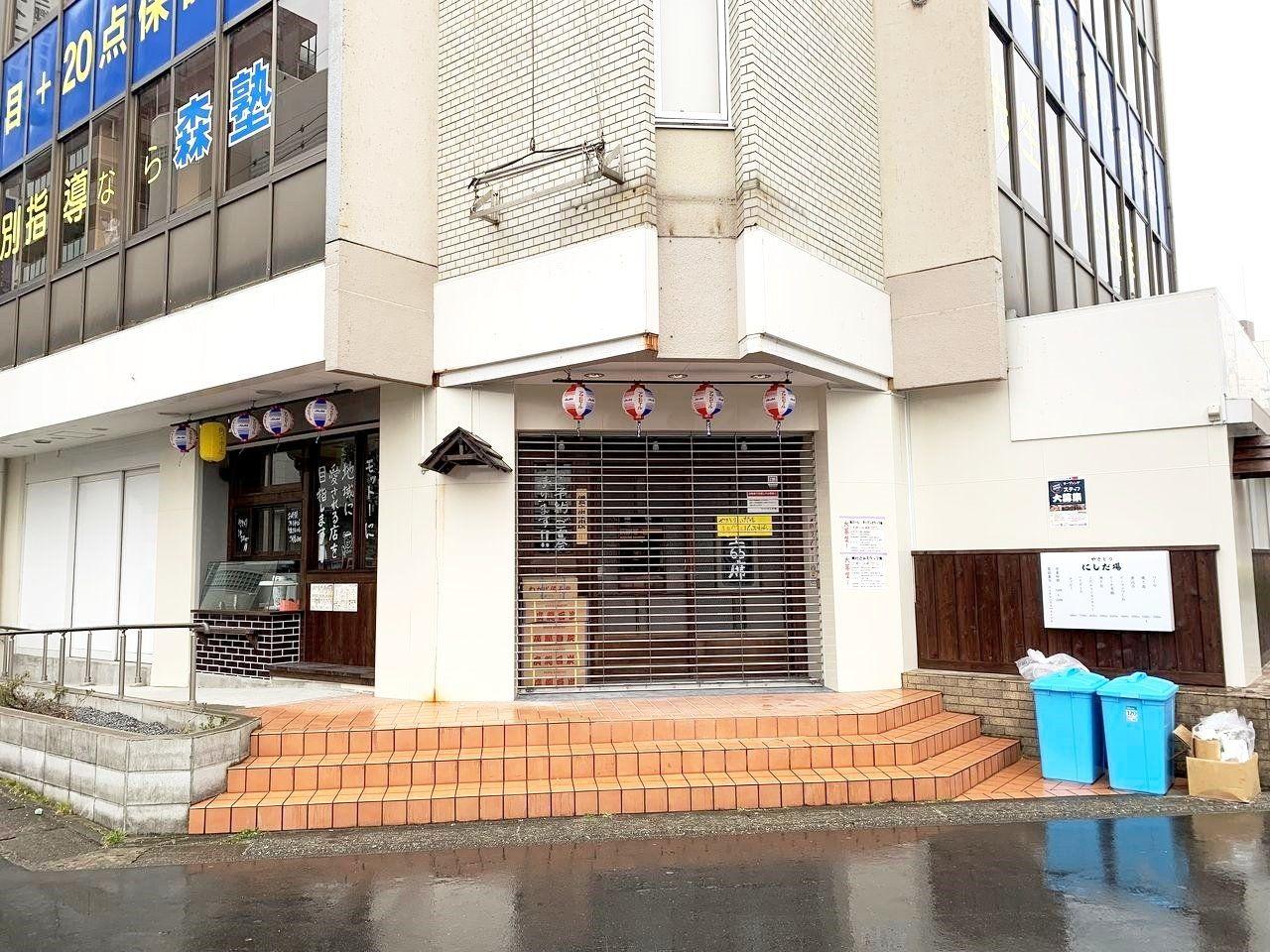 三郷駅南口すぐ「やきとり にしだ場」が本日オープン!
