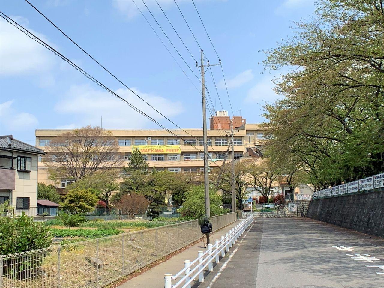 【前川中学校編】三郷市の中学校から物件探し