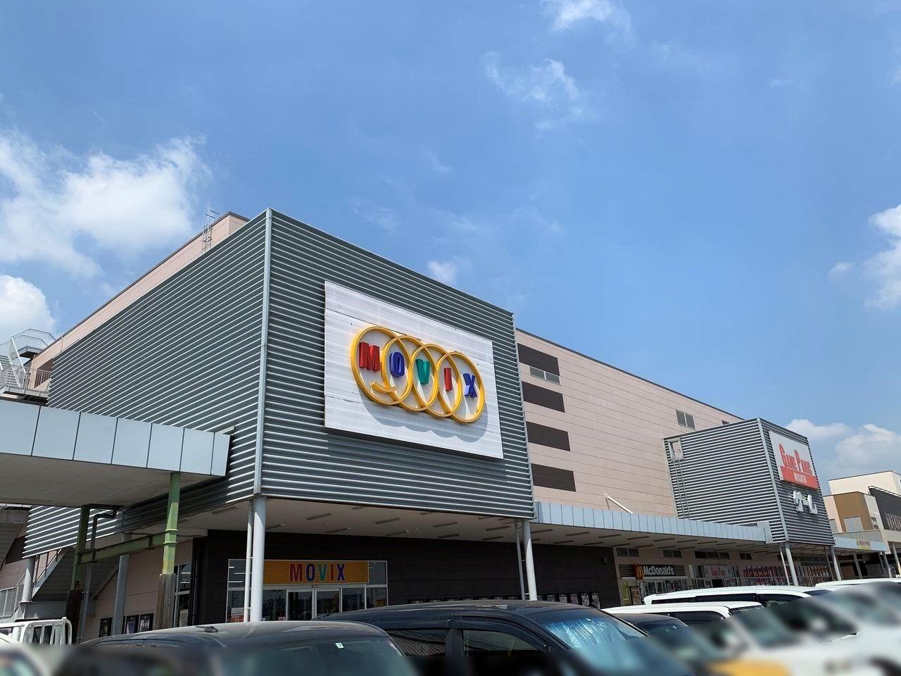 三郷市ピアラシティ1-1-200 放映時間:7:00頃~24:30頃まで 12スクリーンあり