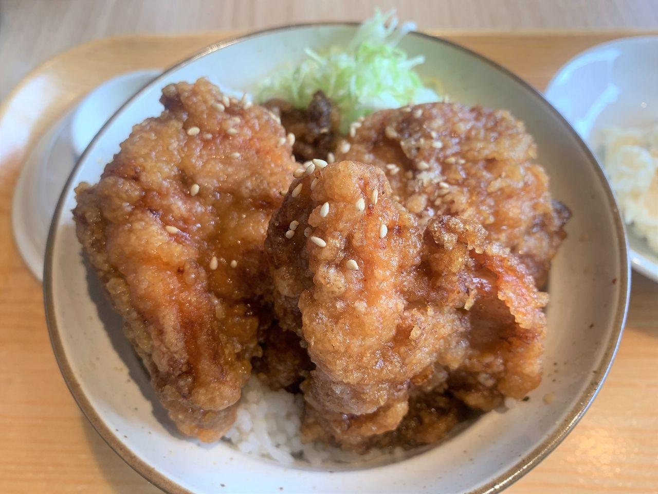 【三郷市食べ歩きブログ】三郷市駒形にある元ラーメン劔跡にオープンした「とり唐トントン」へ行ってきました!