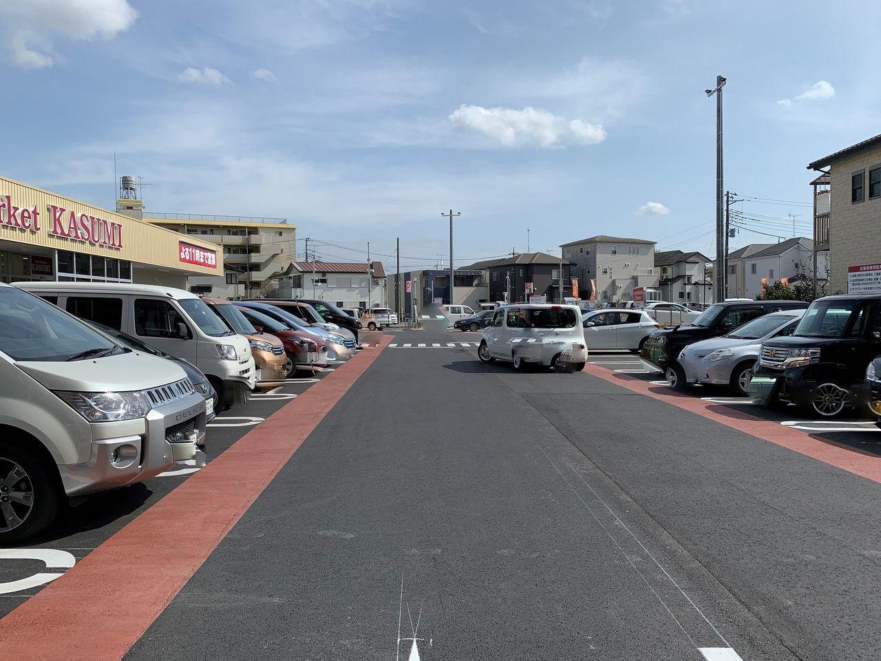 カスミ三郷駅前店が本日10:00より移転先でオープンしました!