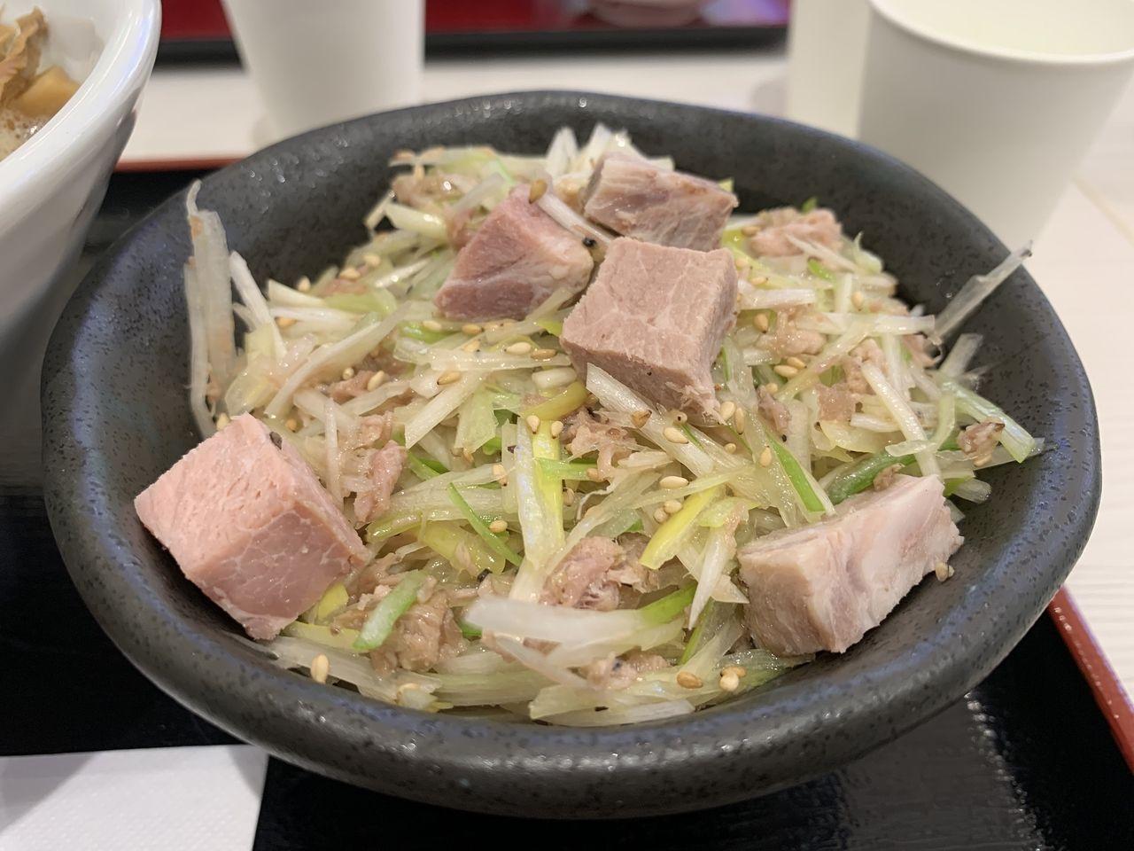 【三郷市食べ歩きブログ】ららぽーと新三郷に入っている麵処「景虎ほん田」に行ってきました!