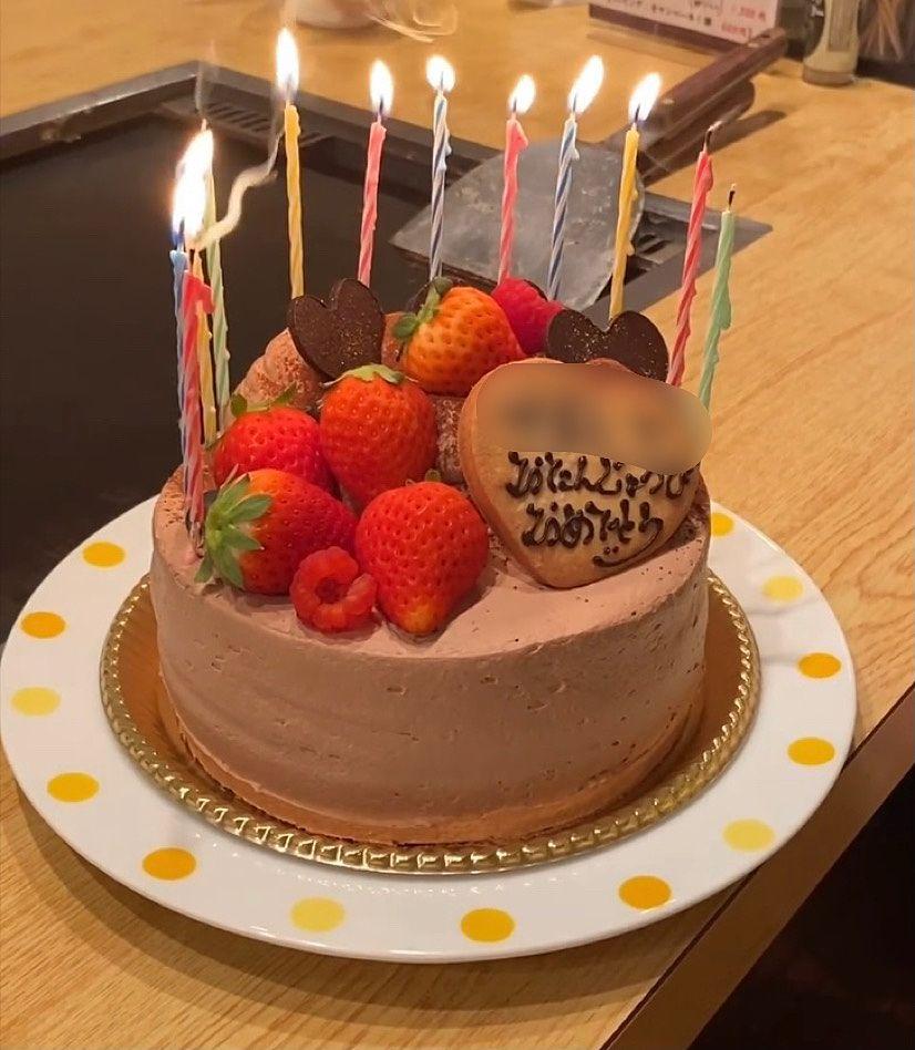 【息子の誕生日】三郷市早稲田1丁目にあるケーキ屋さん「パティスリー もなみ」でケーキを買いました♪