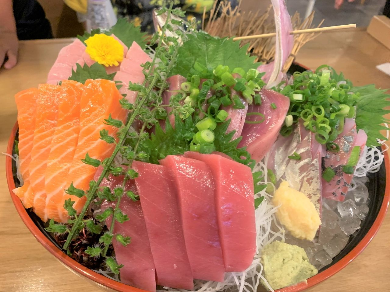 【誕生日のお祝いに】三郷市早稲田1丁目の「魚菊」さんへ行ってきました!