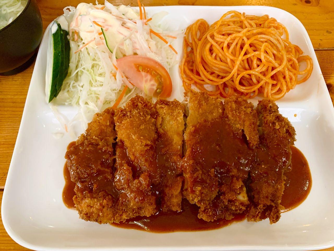 【三郷市食べ歩きブログ】三郷市高州2丁目にあります昔ながらの洋食屋さん「ル・ポワル」へ行ってきました!